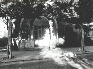 בית סוטיצקי, רחוב מונטיפיורי 3 פתח תקוה, תלם טודי זכריה שדה